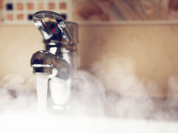 Hot water installations and repairs